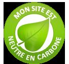 Mon blog est neutre en carbone... Et le tien ?
