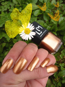 Collection Ete Indien LM Cosmetic : Sable n° 93