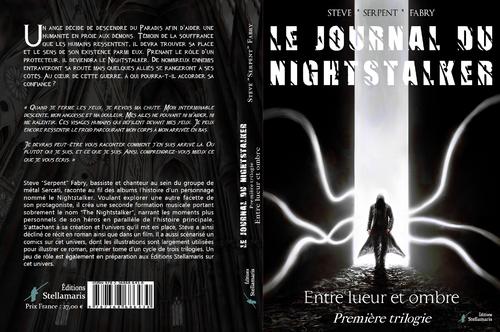 Le journal de Nightstalker - Steve Fabry  (réédition)