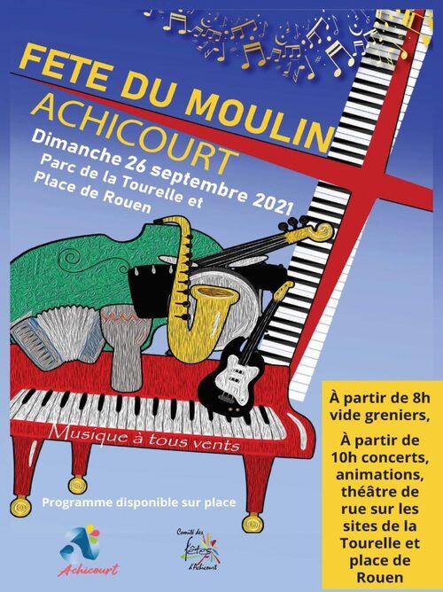 Reprise des fêtes , on va s'amuser à Achicourt.