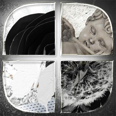 """Clair Obscur"" by Saskia Designs & Scrapofangel"
