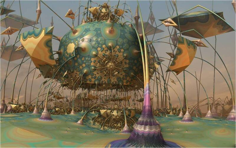 Fractales en 3D