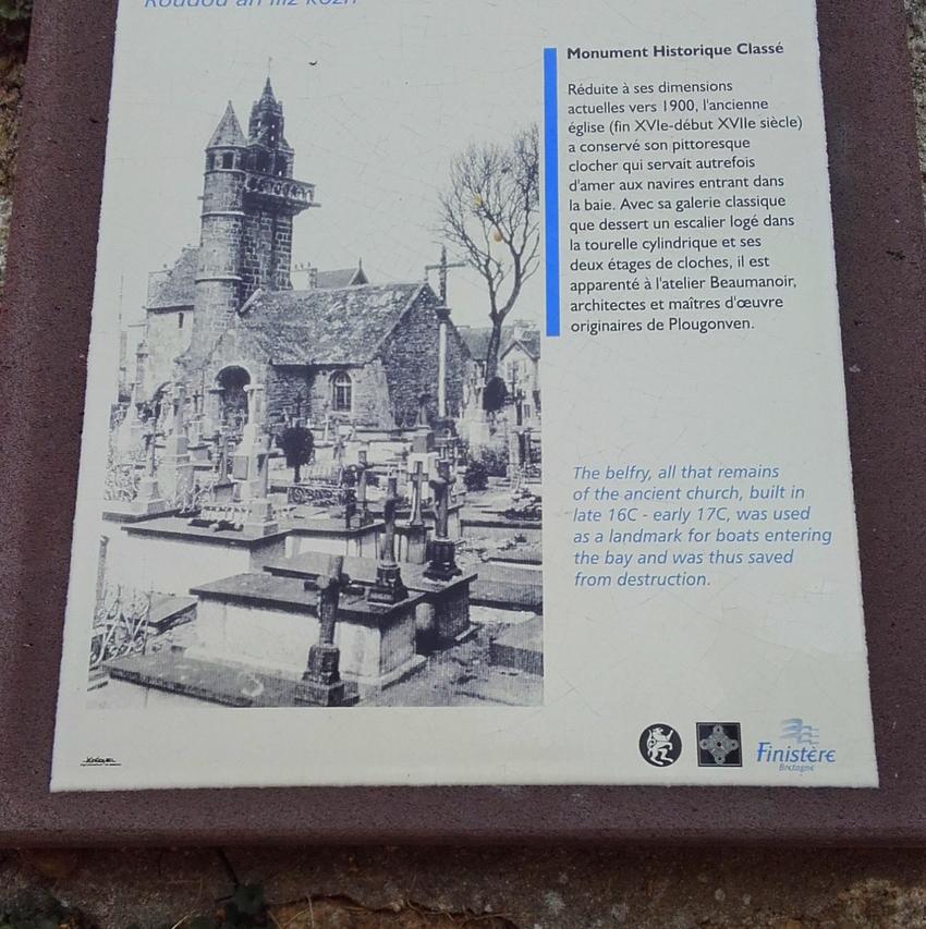 Le ptit clocher  ( de  Henvic )