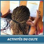 Activités du Culte pour les Enfants