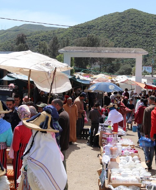 28 avril - Moulay Idriss - Chefchaouen