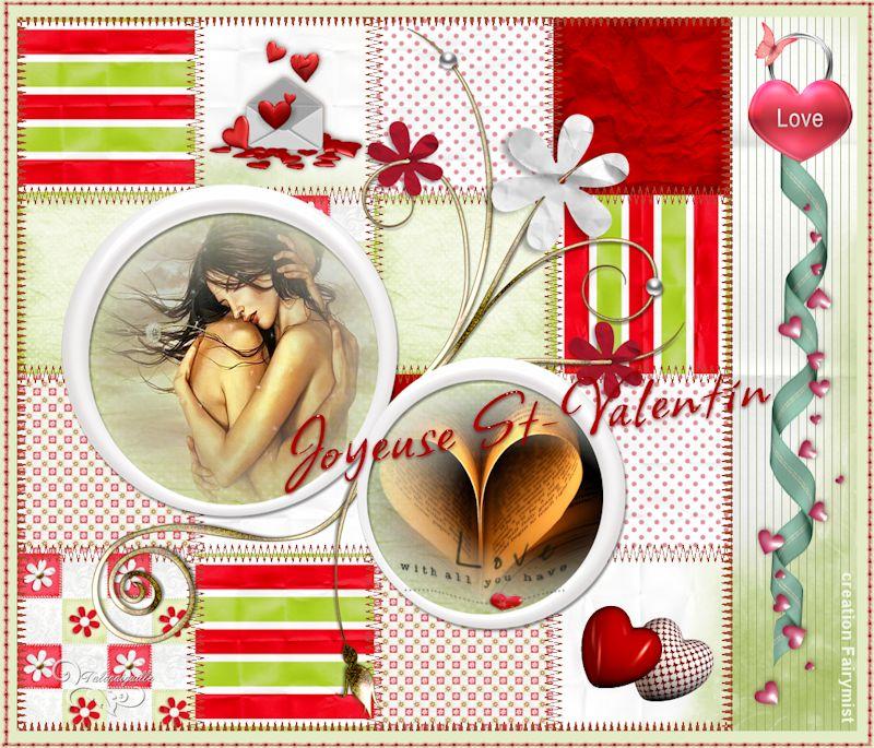 *** Joyeuse St Valentin ***