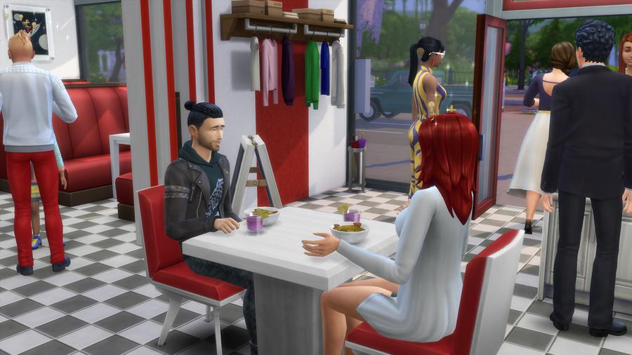 Foyer Caliente |Semaine 1