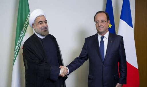 Jean-Marc Ayrault, ministre des Affaires étrangères annonce : «La France souhaite doubler le nombre de visas accordés aux Iraniens»
