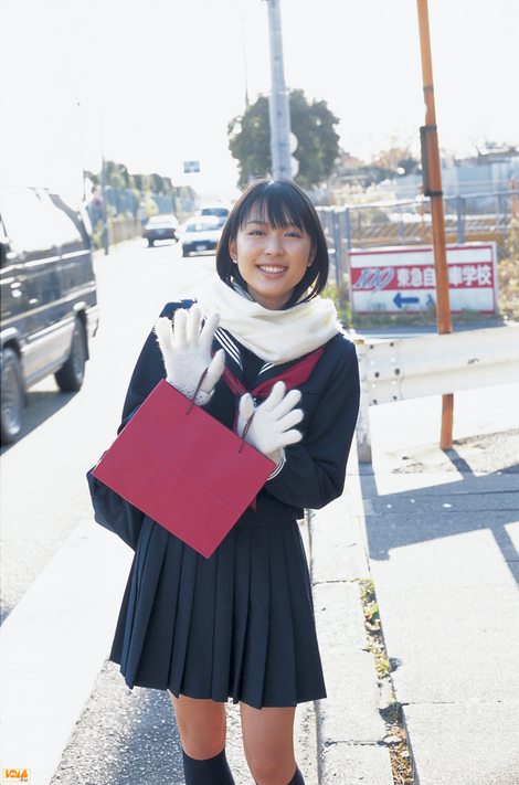 WEB Gravure : ( [Bomb.tv - GRAVURE Channel] - | 2005.03 | Mei Kurokawa/黒川芽以 )