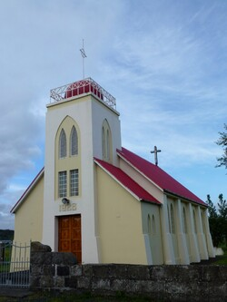 Les église du sud de A à H