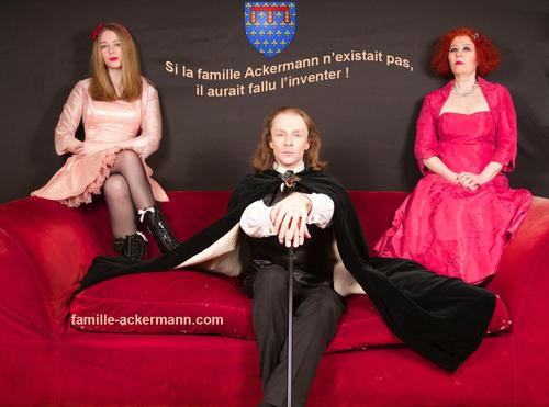 La Famille Ackermann, Des Aristocrates 2.0