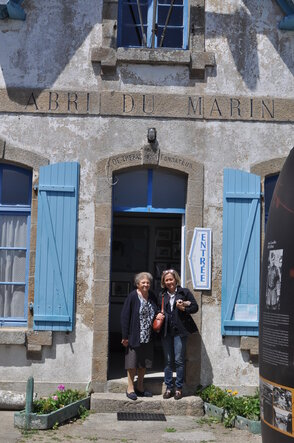 * Histoire de la France Libre :  le Musée de l'Ile de Sein....
