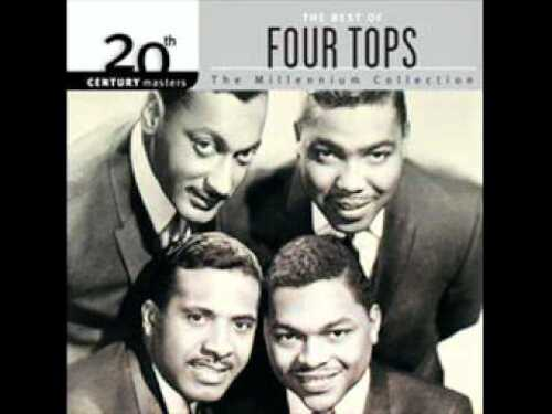 FOUR TOPS - Reach Out (I'll Be There (1967) (Motown)