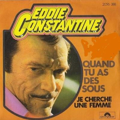 Eddie Constantine, 1974