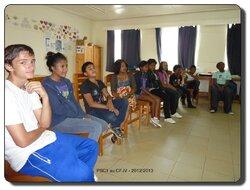 Élèves de 4e 2012/2013, session 4