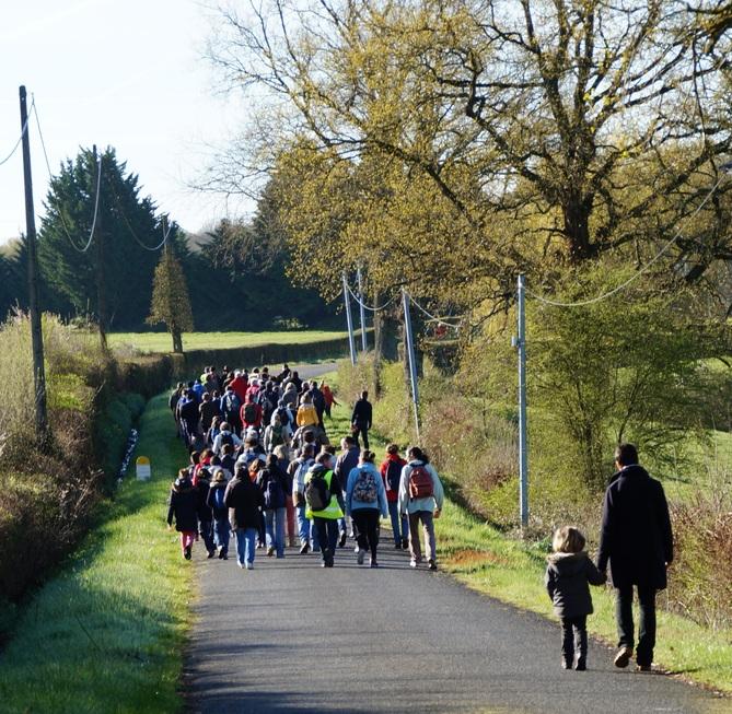 Le pèlerinage de Souvigny vu par un Collégien