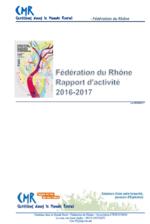 CMR-Rhône - Rapport d'activité 2016-2017