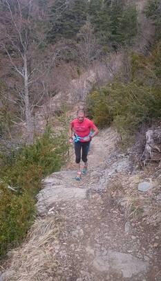 Photos  stage Taillefer Trail Team