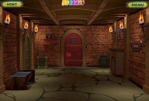 Jouer à Diamond castle escape