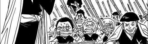 One Piece Chapitre 807 en Version Anglaise