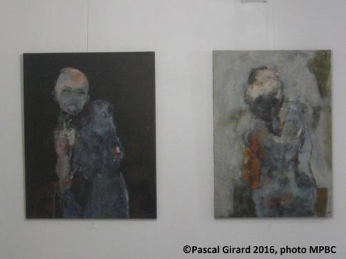 les derniers tableau de Pascal Girard