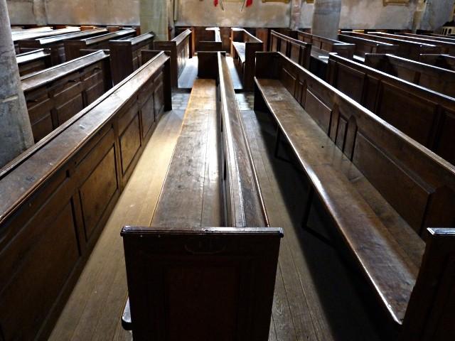 Gorze église Saint-Etienne 39 Marc de Metz 2001