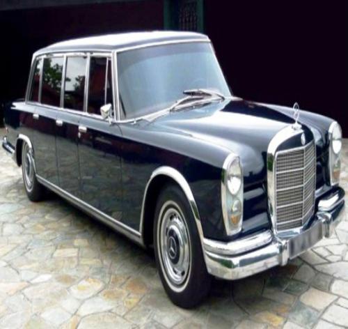 Black Limousine - Elvis - PPS