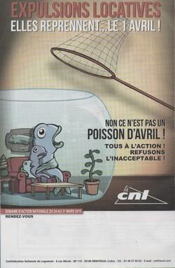 Merci , monsieur le Maire ( complément ) scann magazine CNL