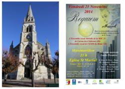 Requiem Mozart Montmorillon