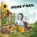 L'abeille et l'ourson