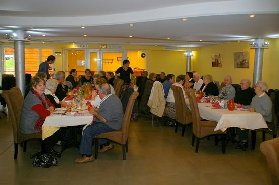 repas fin année 2012