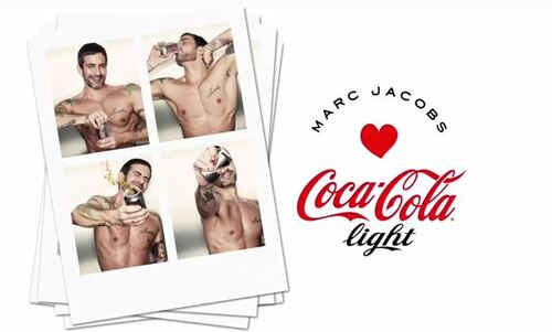 Marc Jacobs Coca cola light 2013