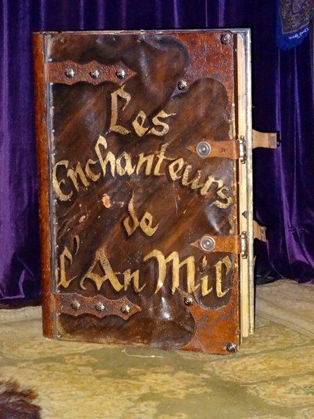 Les vitrines de Châtillon sur Seine, en fête, en cette fin d'année 2013...