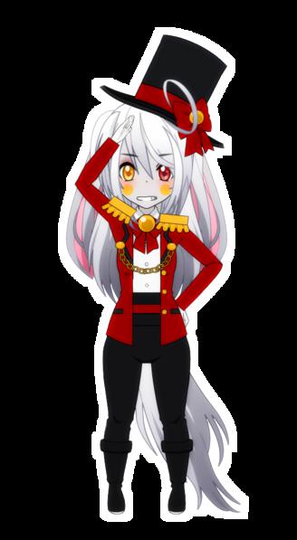 """[Kisekae] Crystal """"Ringmaster"""""""