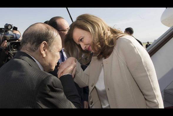 """Résultat de recherche d'images pour """"Galanterie de Bouteflika"""""""