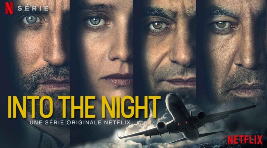 INTO THE NIGHT, une série fantastique belge sur Netflix [Actus ...