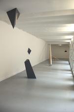 arrondir les angles, exposition anabelle soriano, galerie karima celestin, sculpture, dessin, arts plastiques
