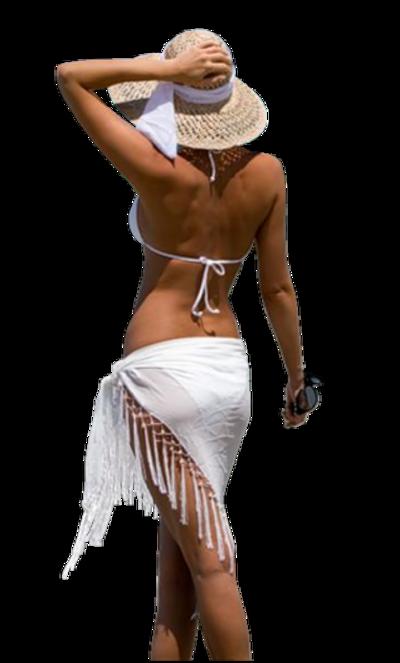 Femme ( en tenue légère ) 7