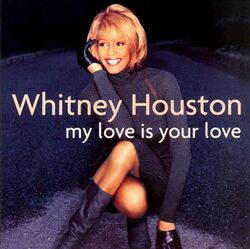 "Album ""My love is your love"" de Whitney Houston"