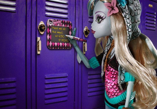 Lagoona messaging