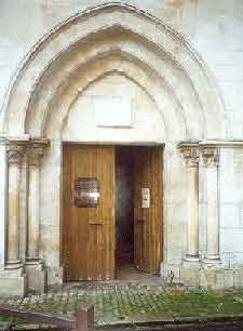 Temple protestant Niort
