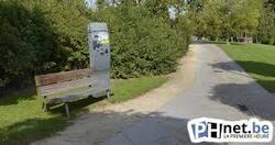 Wolu1200 : Des horodateurs équiperont les bancs des parcs de Woluwe-St-Lambert