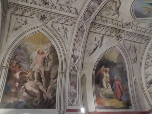 L'église Saint Marcel de Quinssaines