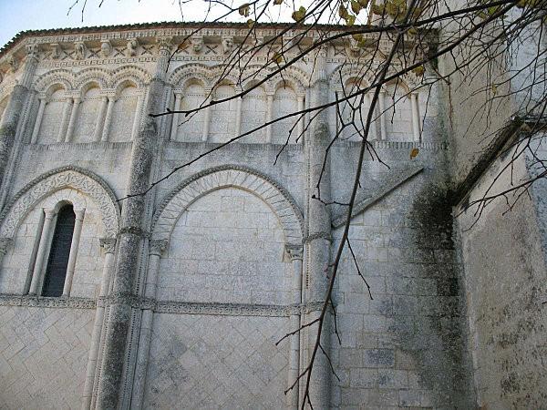 église st trojan de rétaud10