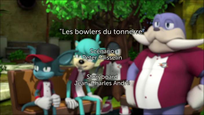 Sonic Boom - 2x40 - Les bowlers du tonnerre