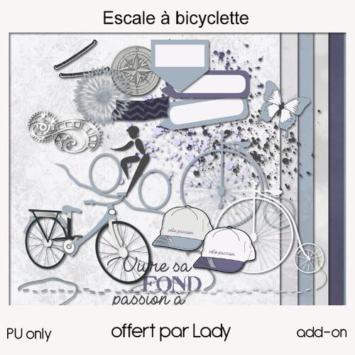 Escale à bicyclette