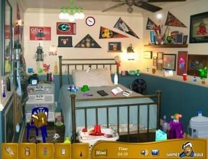 Boys room - Hidden objects