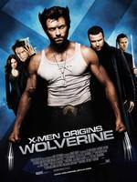 X-Men Origins Wolverine affiche