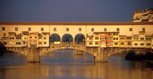 michel ange, ponte vecchio, arno, boboli