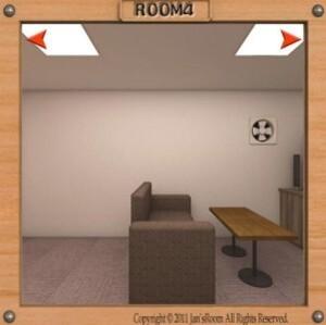 Jan's room 4 escape